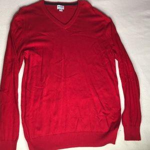 Old Navy men's vneck sweater